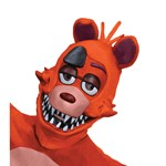 Adult Foxy the Pirate Fox 3/4 Costume Mask