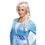 Adult Frozen Elsa Costume Wig