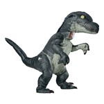Adult Jurassic World Inflatable Velociraptor Standard Costume