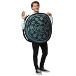 Adult Oreo Cookie Halloween Costume