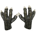 Adult Velociraptor Claws Costume Gloves