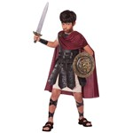 Boys Spartan Warrior Halloween Costume