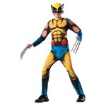 Boys The Wolverine Deluxe Jumpsuit Halloween Costume
