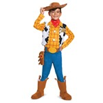 Boys Woody Deluxe Toy Story Cowboy Costume