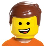 Kids LEGO Movie Emmet Costume Mask