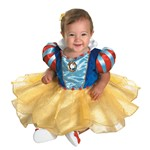 Kid's Snow White Infant Halloween Costume 12-18M