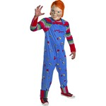 Mens Child's Play 2 Chucky Adult Halloween Costume