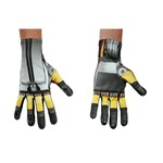 Mens Transformers Bumblebee Costume Gloves