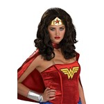 Wonder Woman Wig Halloween Costume and Accessories