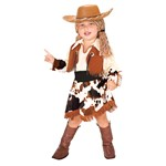 Yarn Babies Cowgirl Kid's Halloween Costume