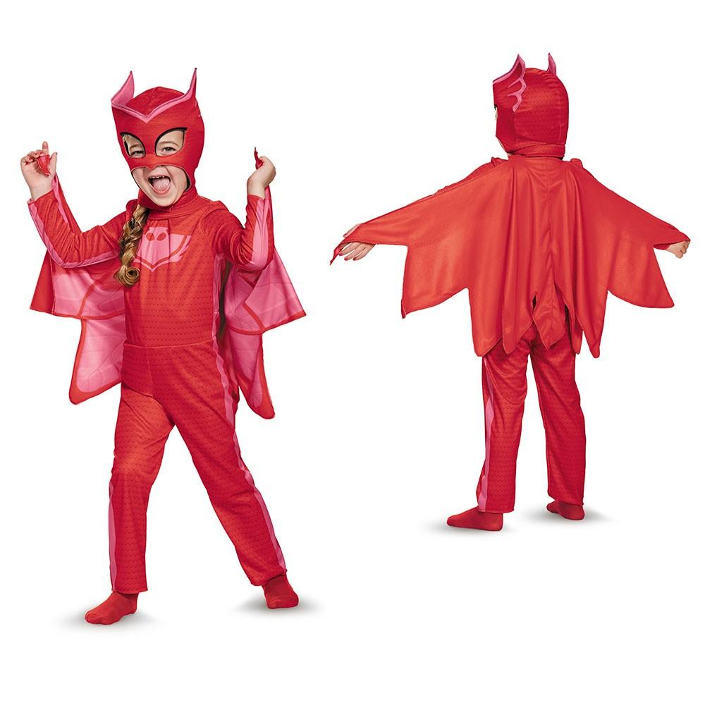 Pj Masks Halloween Costume.Toddler Pj Masks Owlette Power Up Costume Accessory