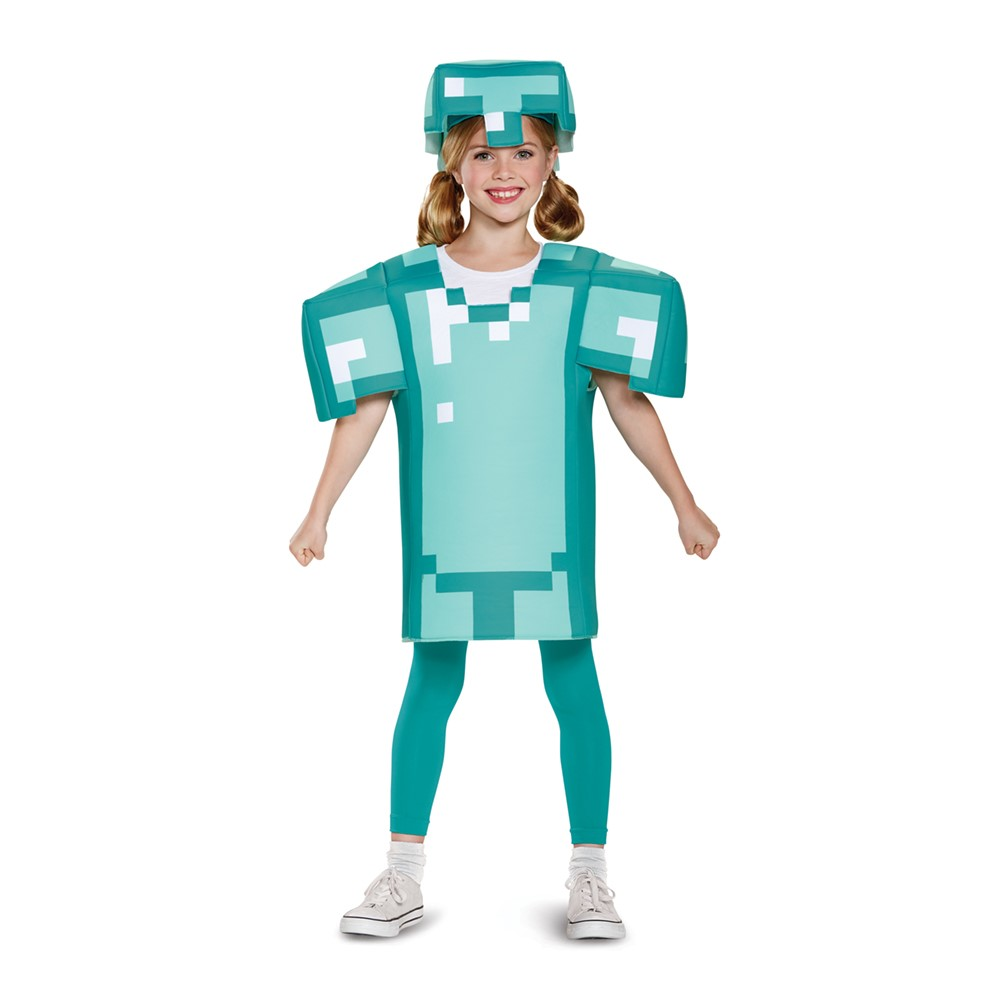 kids minecraft armor halloween costume minecraft costumes