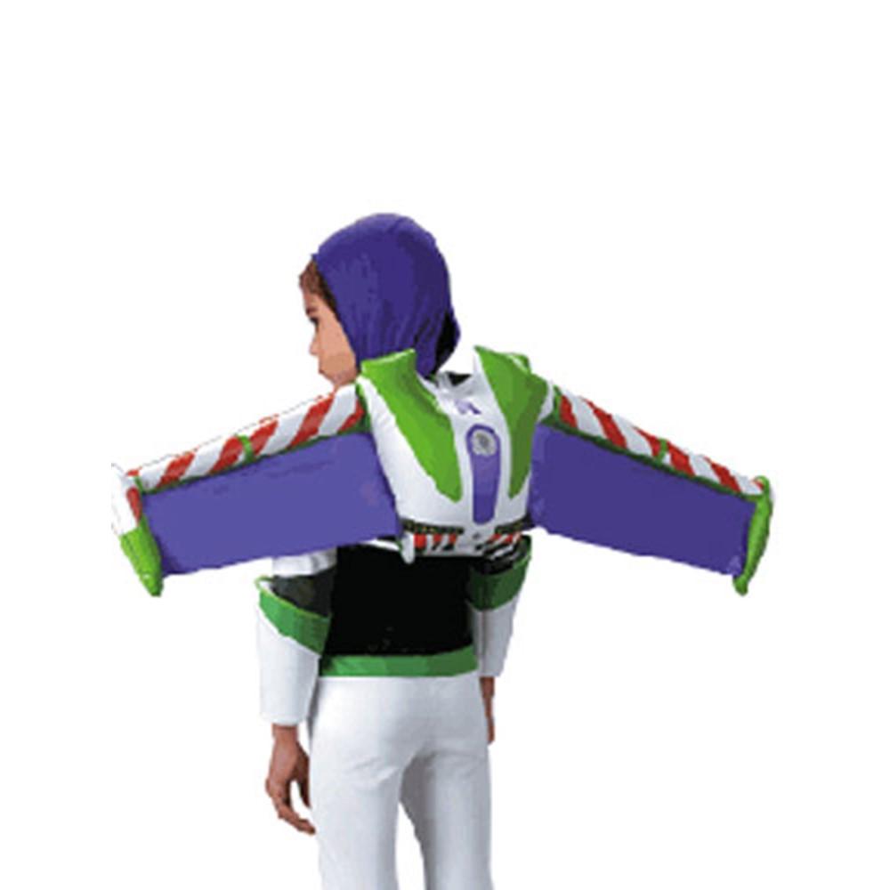 Childs Buzz Lightyear Super Hero Costume Gloves
