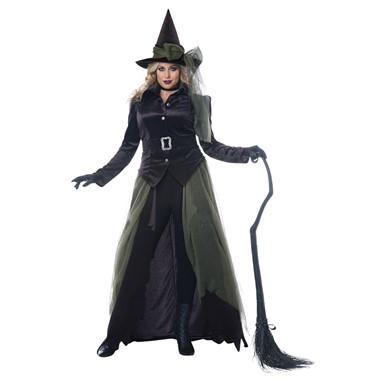 Womens Halloween Black Victorian Steampunk Boots
