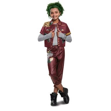 girls disney eliza deluxe zombie halloween costume