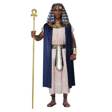 Adult Ancient Egyptian Tunic Mens Halloween Costume