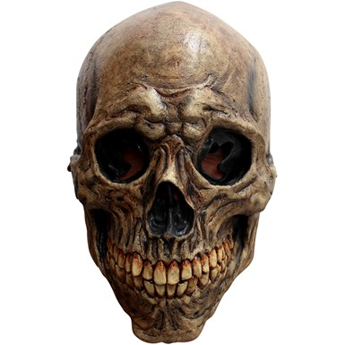 Adult Ancient Skull Costume Mask