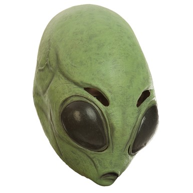 Adult Astrik Alien Science Fiction Martian Mask
