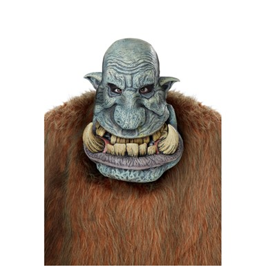 Adult Battle Troll Animotion Mask