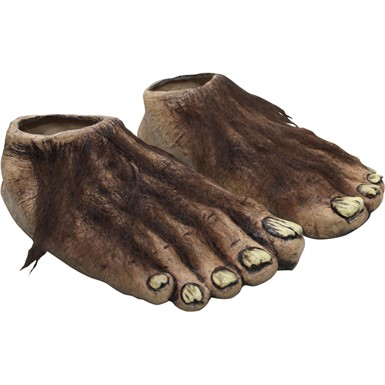 Adult Big Feet Animal Costume Accessory