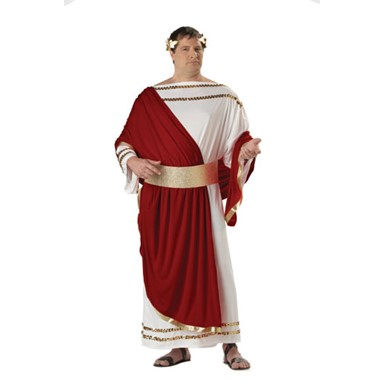 Adult Caesar Big & Tall Halloween Costume
