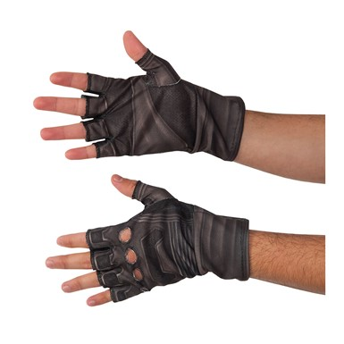 Adult Captain America Civil War Costume Gloves