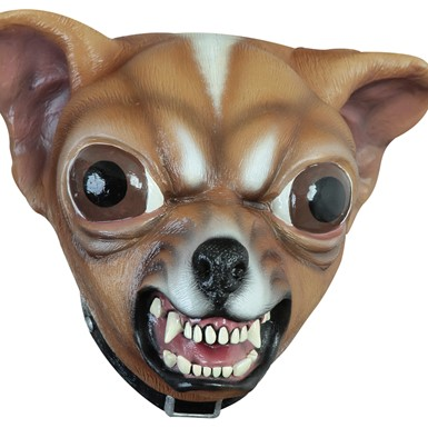 Adult Chihuahua Dog Animal Mask