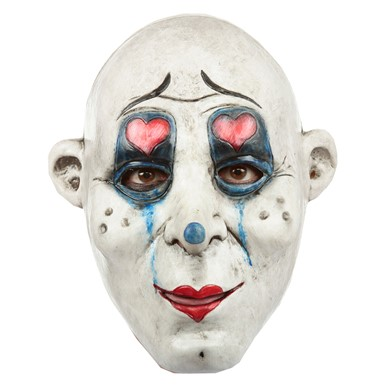 Adult Clown Gang G.G. Latex Mask