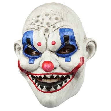 Adult Clown Gang Raf Latex Mask