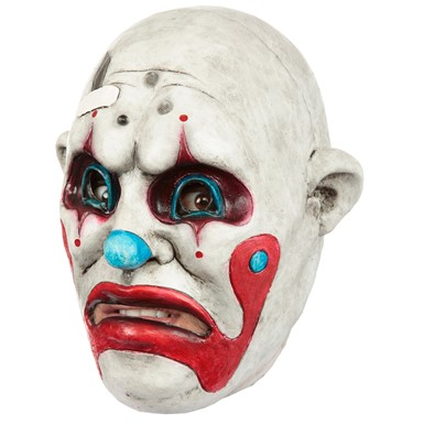Adult Clown Gang Tex Latex Mask
