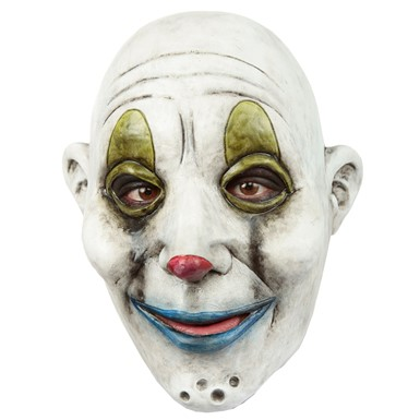 Adult Clown Gang Tiger Latex Mask