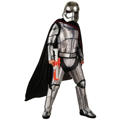 Adult Deluxe Captain Phasma Unisex Star Wars Costume