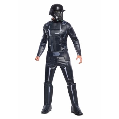 Adult Deluxe Death Trooper Star Wars Rogue One Costume