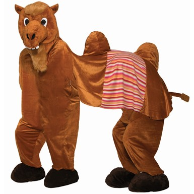 Adult Deluxe Two Man Camel Halloween Costume