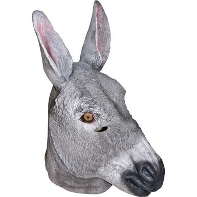 sc 1 st  Costume Kingdom & Adult Full Donkey Mask Animal Halloween Costumes