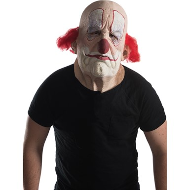 Adult Grumpo Clown Costume Mask