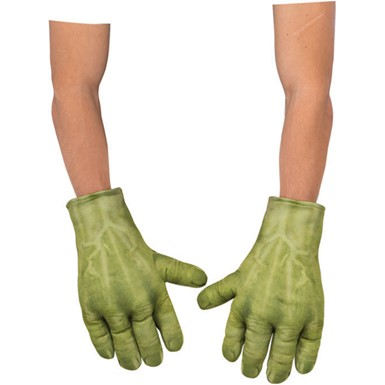 Adult Hulk Hands Costume Gloves