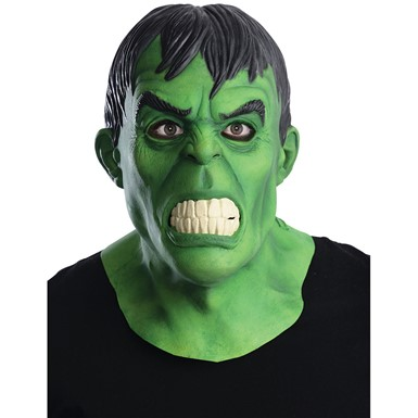 Adult Hulk Overhead Halloween Mask