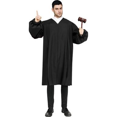 Adult Judge Robe Costume size Standard  sc 1 st  Costume Kingdom & Police Costumes | Cop Costume u0026 Police Gear | Costume Kingdom