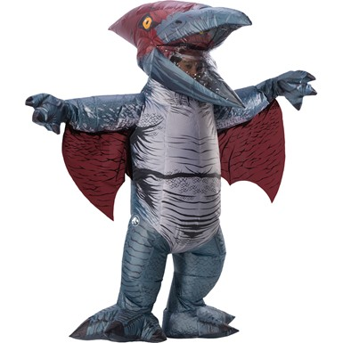 Adult Jurassic World Inflatable Pteranodon Standard Costume