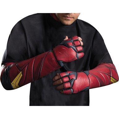 Adult Justice League The Flash Gloves