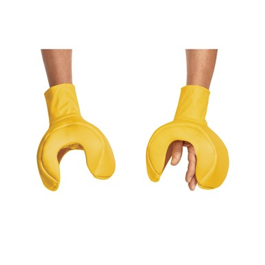Adult LEGO Iconic Yellow Costume Hands