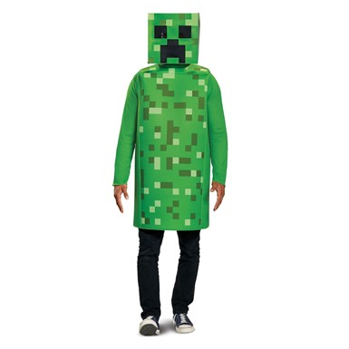 Adult Minecraft Classic Creeper Halloween Costume  sc 1 st  Costume Kingdom & Adult Costumes | Best selection and prices for Halloween costumes