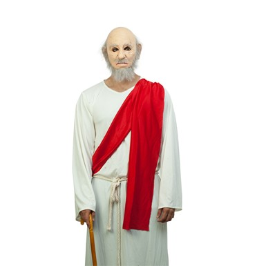 Adult Noel Biblical Man Mask