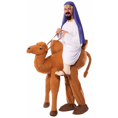 Adult Ride A Camel Arabian Halloween Costume