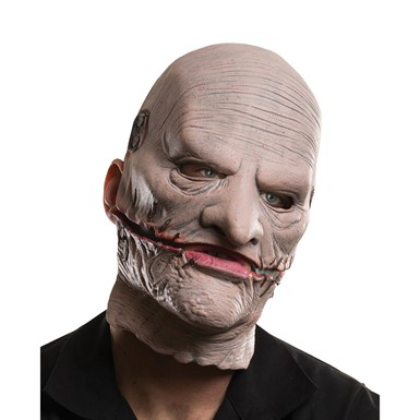 Adult Slipknot Corey Mask with Removable Face