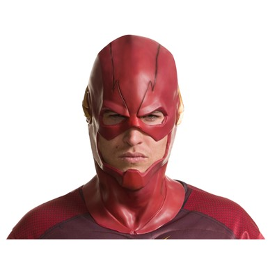 Adult The Flash Overhead Costume Mask