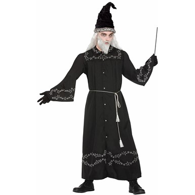 Adult Wizard Robe Halloween Costume  sc 1 st  Costume Kingdom & Adult Witch Costumes | Womens Witch u0026 Wizard Costumes | Costume Kingdom