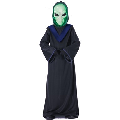 Alien Commander Childrens Halloween Costume