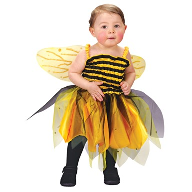 Baby Bee Infant Halloween Costume 12-24 Months 12-24  sc 1 st  Costume Kingdom & Baby Costumes u2013 Bunting and Swaddle Halloween Costumes